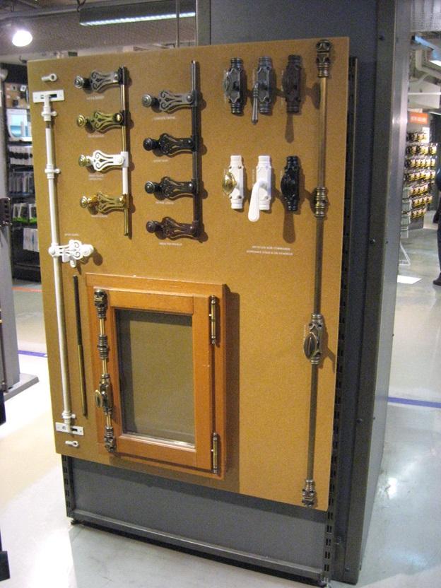 оформление витрин в магазине